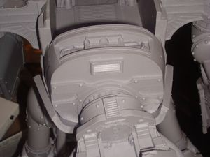 Mon Titan Reaver - Legio Astorum