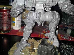 TAU KX139 TA'UNAR SUPREMACY ARMOUR - Part1