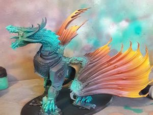 Stardrakes,enfants du Grand Drac, Dracothion - WIP