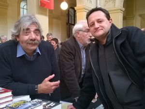 Boris et Dominique Chappey, Corinne et l'éditrice de Mirobole