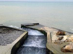 La Veules, plus petit fleuve de France