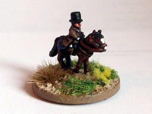 Figurines 10mm Magister Militum