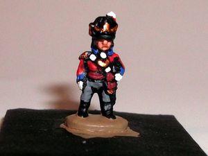 Figurines 10mm Magister Militum.