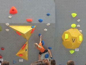 Trophée La Verticale - Niort