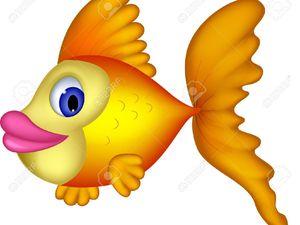 L'histoire du petit poisson doré