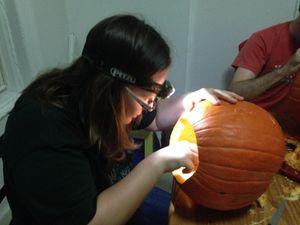Carving! Attention, concentrés!!!
