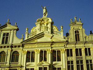 Sous le soleil, si môssieur, on avait du soleil à Bruxelles