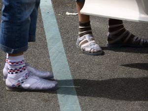 Votre âge se cache dans vos chaussures !
