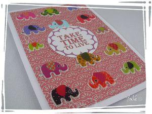 Carte {take time to live}