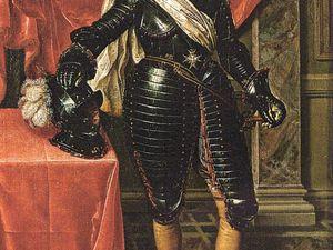 Henri III sur son litr de mort désigne Henri de Navarre comme son successeur Henri IV en guerre.passe en revue ses troupes..Cliquer sur les images pour les voir en intégralité...