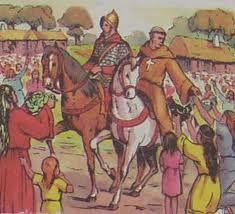 missi dominici et monnaie de Charlemagne.