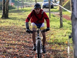 Course N°15: Antoine ne s'est pas laissé surprendre par Lydie/Tendress, il est resté concentré jusqu'à l'arrivée.