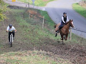 19e course: Christophe contre Zoé/Oui-Oui victoire de Zoé