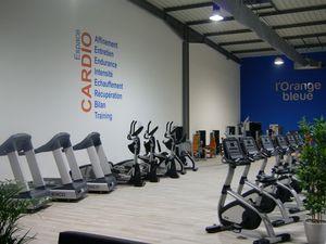 Un club Fitness à 2 pas l'Orange bleue