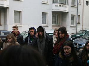 Lyon, sortie Gerland