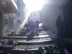 Tanger médina, ruelles et rencontres
