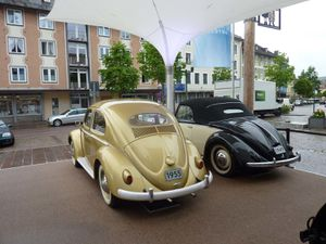 Expo WV à Donaueschingen