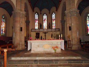 Église Saint-Pol-Aurélien.