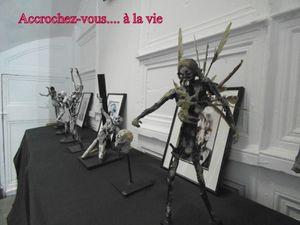 25 - Anthony et Leystan Renversant Conception Vie ou Mort: Artistes. Chat de Doisneau Bis&#x3B;