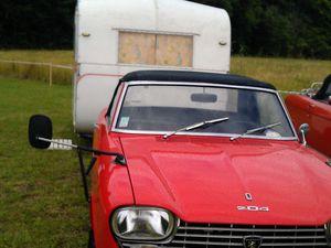 Quelques vues de la première Expo Auto Rétro de Sigogne (cliquer sur les photos pour les agrandir).