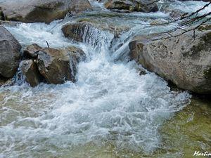 Le sentier des cascades du val de Jéret
