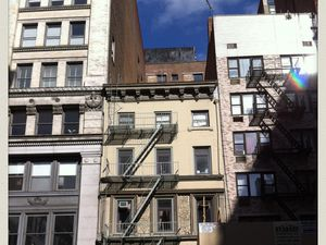 Stairs (fire escapes) stories