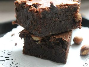 Incroyable Brownies aux noisettes