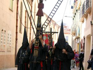 LA PROCESSION DE LA SANCH