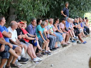 NATIONAL DE PÉTANQUE A CÉRET