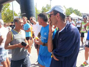 Il manque nos 2 tri-athlètes Michel YANICK et Michel KEVIN