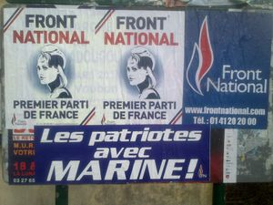 Elections départementales : le FNJ du Nord-Hainaut sur le terrain !