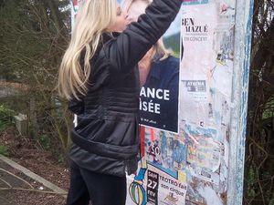 &quot&#x3B;La France apaisée&quot&#x3B; dans le Valenciennois.