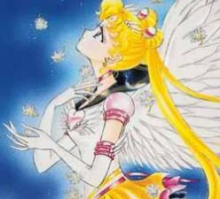 Sailor Moon tomes 16 à 18 de Naoko Takeuchi