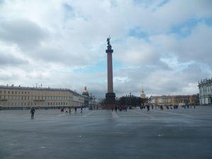Saint-Pétersbourg, jour 2
