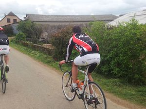 Fred, Cyril et ...... mon vélo .....