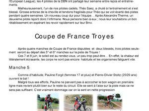 Retour sur la Coupe de France de Troyes !