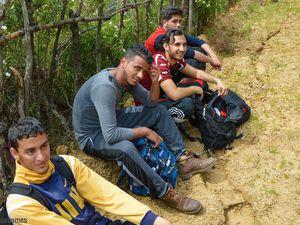 Vagues...Les Randonneurs de  Skikda : Avec Alto (40)