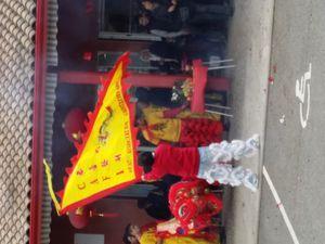 Les Grandes Sections et les CE2 fêtent le nouvel an chinois!