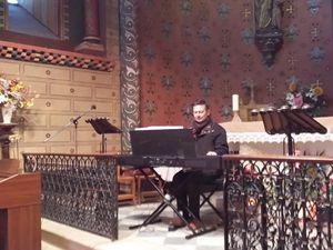 CE2-CM1 : Récital Lyrique à la Chapelle