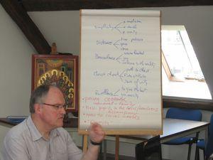 Groupe de travail sur une formulation commune des valeurs maristes et d'un logo /..../ Working group on a shared formulation of &quot&#x3B;Marist Values and Logo&quot&#x3B;