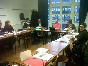 Session de formation des APS maristes en France /..../ Training course for French Marist Chaplains