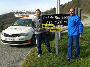 Flécher une course Pro à mon Rotisson Le TOP! Petr Vacok remportera les deux courses