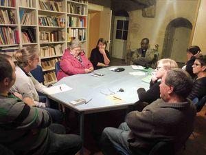 Première rencontre avec les Catéchistes