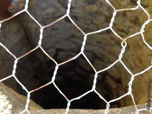 Quelques détails de ce puits provençal