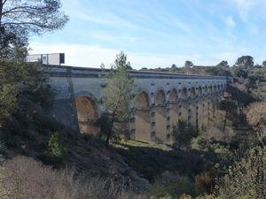 L'aqueduc vu de près