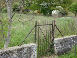 J'adore ces portails qui laissent la place au rêve...