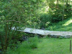 Les petits ponts sur le Rouchoux