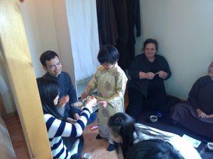 visiste des chambres des soeurs&#x3B; avec interprétation des oracles