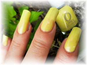 vernis orly melodious utopia - nails papillons