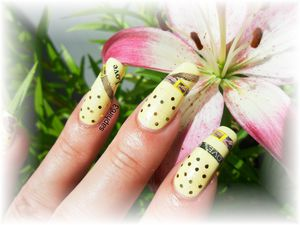 nail art ceinture WD K201 - beauty by angel